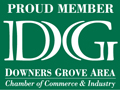 Proud Member of Downers Grove Chamber